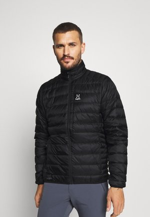 ROC DOWN JACKET - Dunjakke - true black