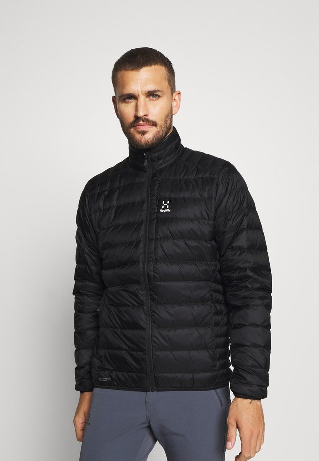 ROC DOWN JACKET - Down jacket - true black