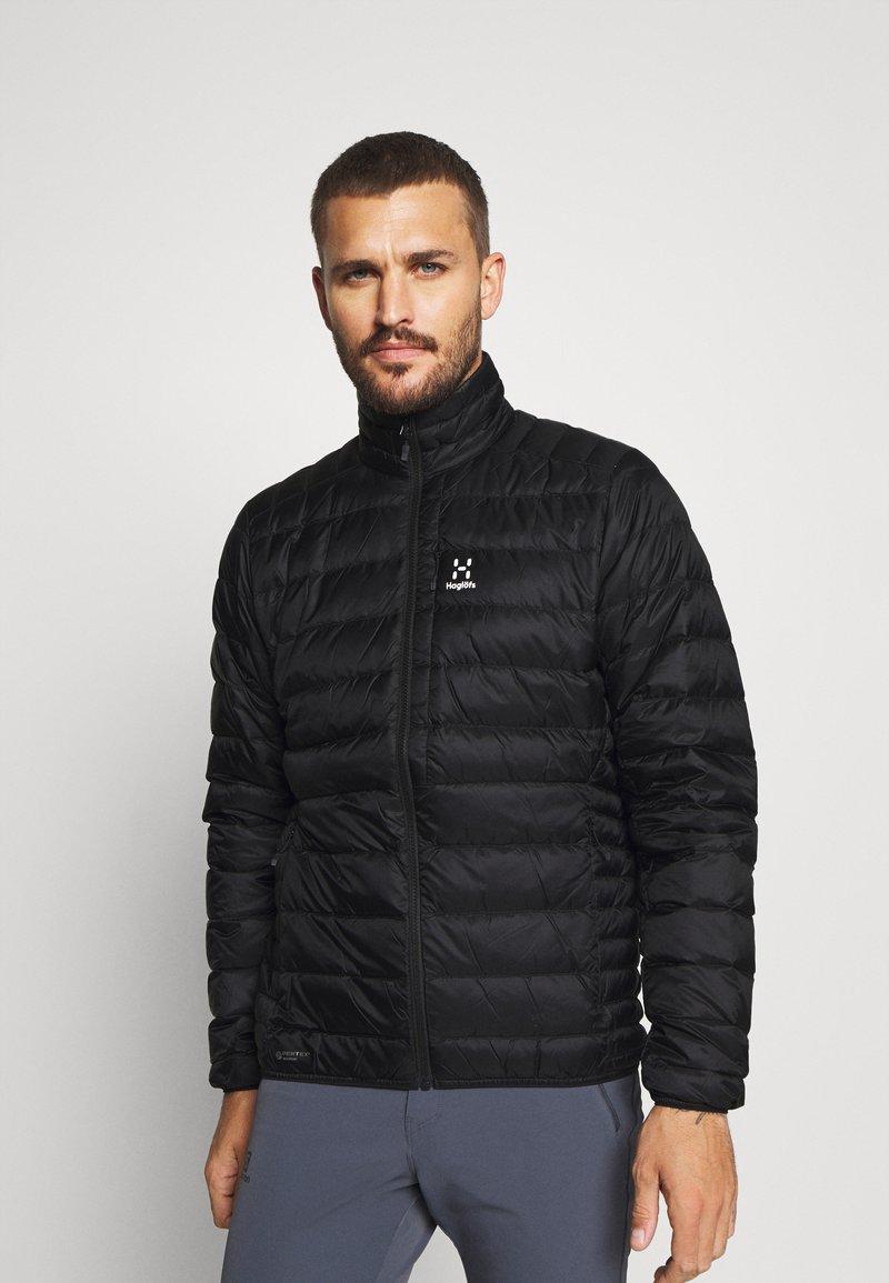 Haglöfs - ROC - Down jacket - true black