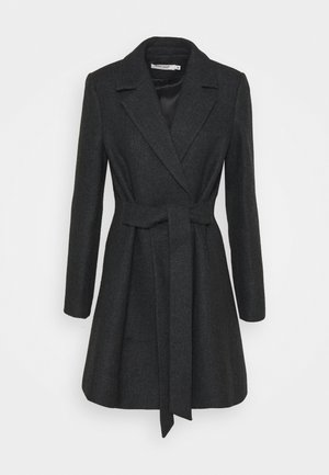 ACHAMEAU - Klasyczny płaszcz - grey