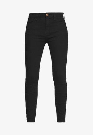 AMELIE - Jeans Skinny Fit - coal