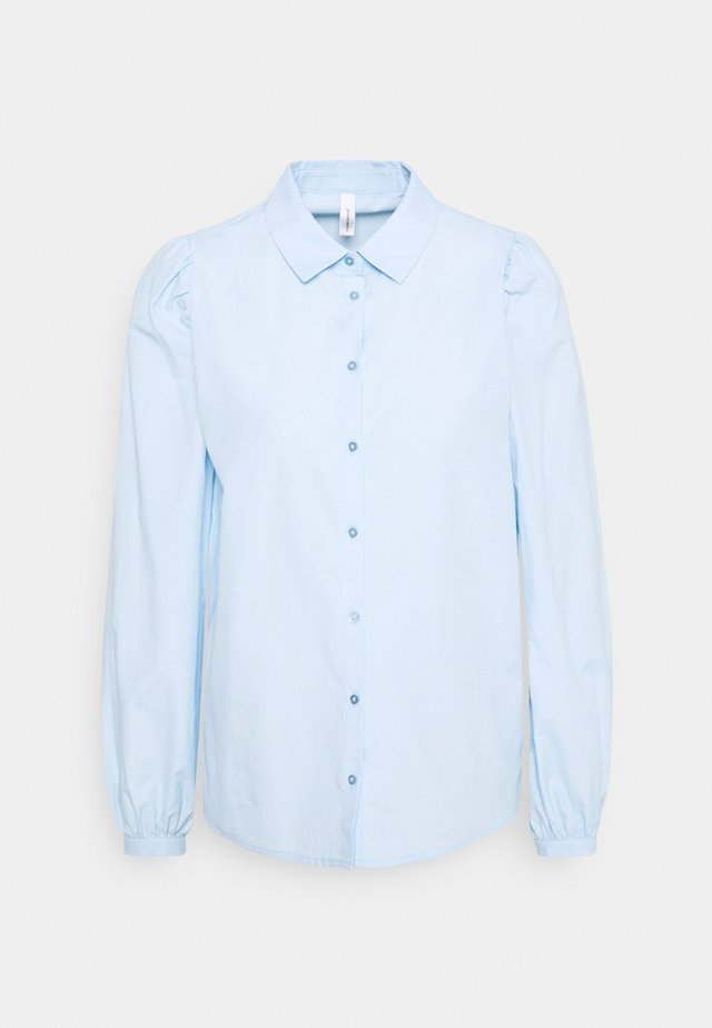 SC-NETTI 1 - Button-down blouse - powder blue