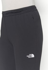 The North Face - ACTIVE TRAIL HYBRID PANT - Trousers - black - 4