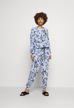 LEOPARD - Pyjamas - chambray