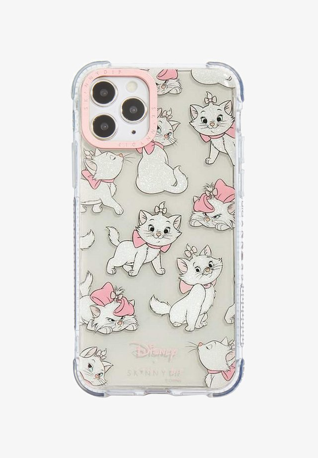 DISNEY X SKINNYDIP MARIE SHOCK CASE - IPHONE XS MAX / 11 PRO MAX - Phone case - pink