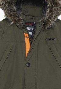 Vingino - THIBAUT - Winter jacket - army green - 4