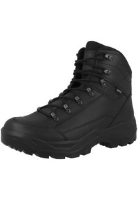 Lowa - Mountain shoes - schwarz-schwarz - 2