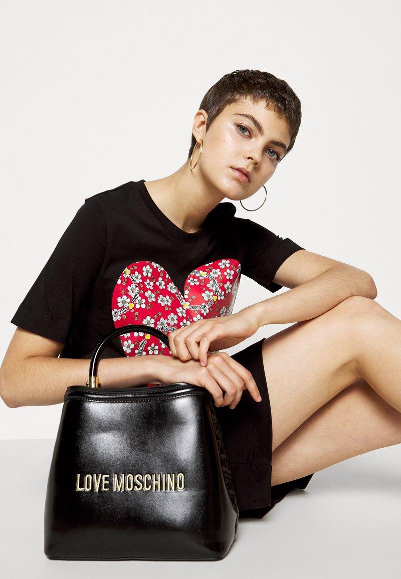 Love Moschino - BORSA - Sac à main - black
