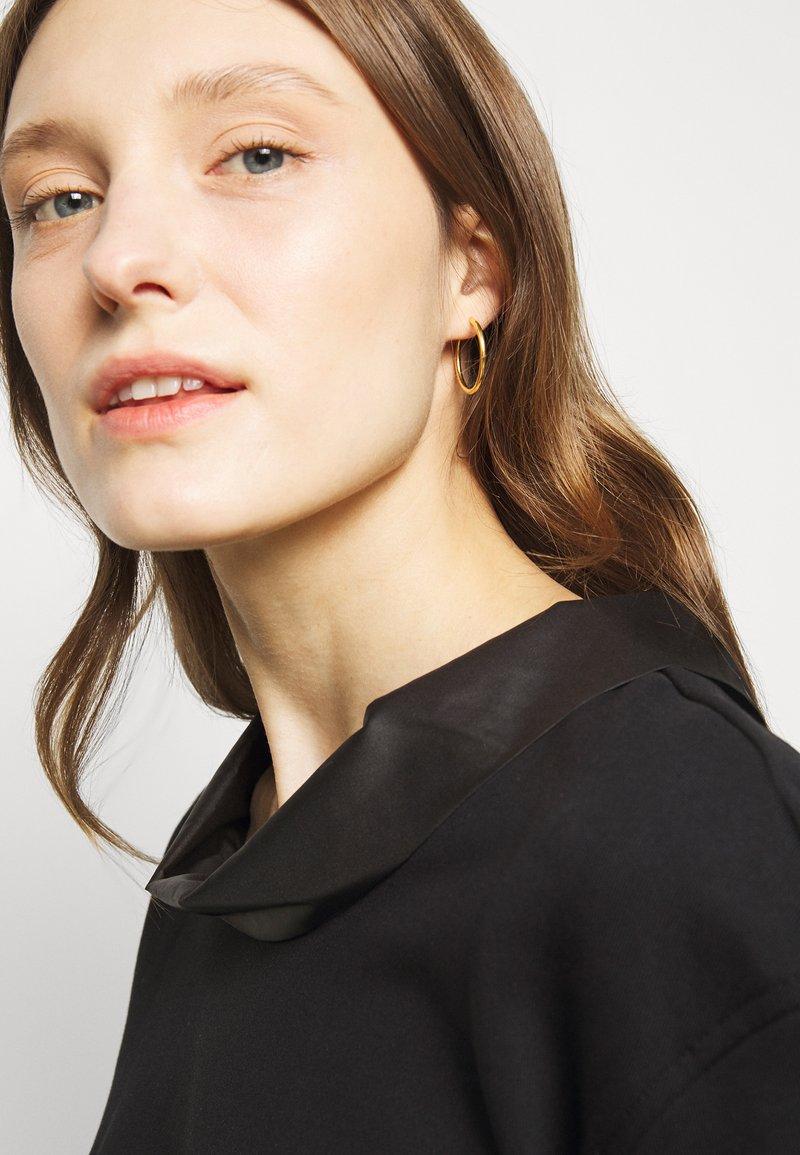 Maria Black - SENORITA HOOP PAIR - Earrings - gold-coloured