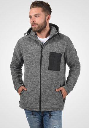 WILMOT - Zip-up sweatshirt - black