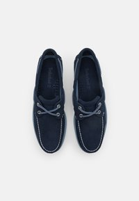 Timberland - CLASSIC BOAT 2 EYE - Boat shoes - navy - 3