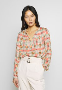 Cartoon - Blouse - taupe/apricot - 0