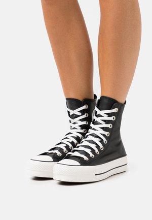 CHUCK TAYLOR ALL STAR LIFT  - Zapatillas altas - black/white