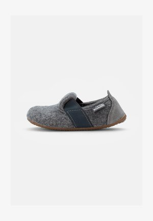 T-MODELL - Pantoffels - grau