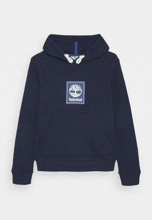 HOODED  - Jersey con capucha - navy