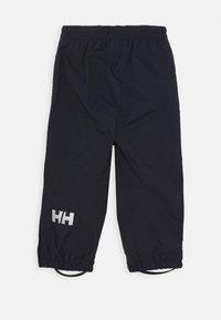 Helly Hansen - SOGN PANT - Kalhoty do deště - 597 navy - 1