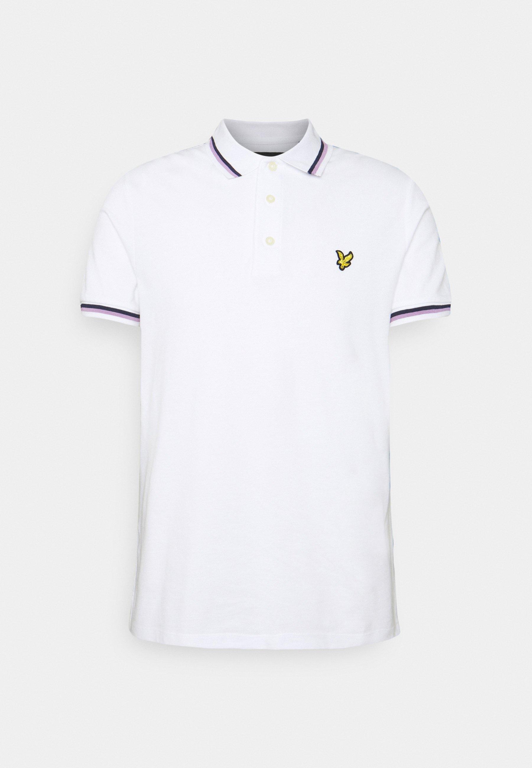 Men DOUBLE TIPPED - Polo shirt
