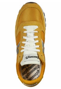 Saucony - JAZZ ORIGINAL VINTAGE - Trainers - yellow wht sil - 3