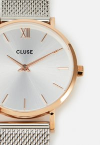 Cluse - MINUIT - Watch - rose gold-coloured/silver-coloured - 4