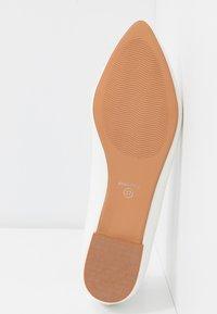 Anna Field - Ballet pumps - white - 6