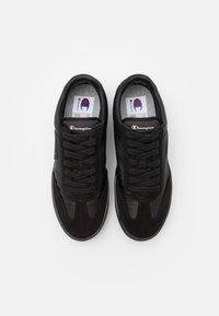 Champion - LOW CUT SHOE ERA - Zapatillas de entrenamiento - new black - 3