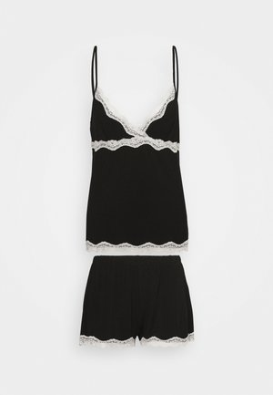 Pyjama set - black