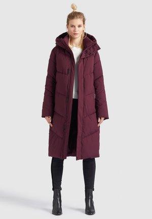 TORINO - Winter coat - weinrot