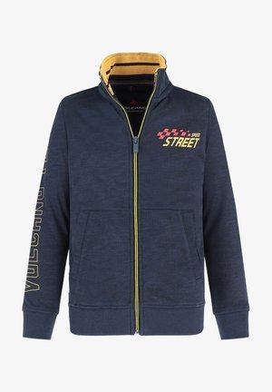 B-DERO JUNIOR - Sweater met rits - navy mel