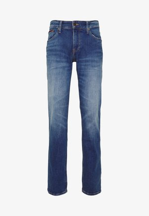 SCANTON - Jeansy Slim Fit - blue denim