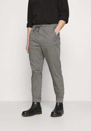 PANTS - Tygbyxor - granite