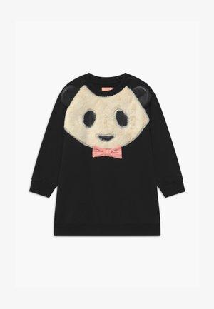PANDA LOVE - Day dress - black