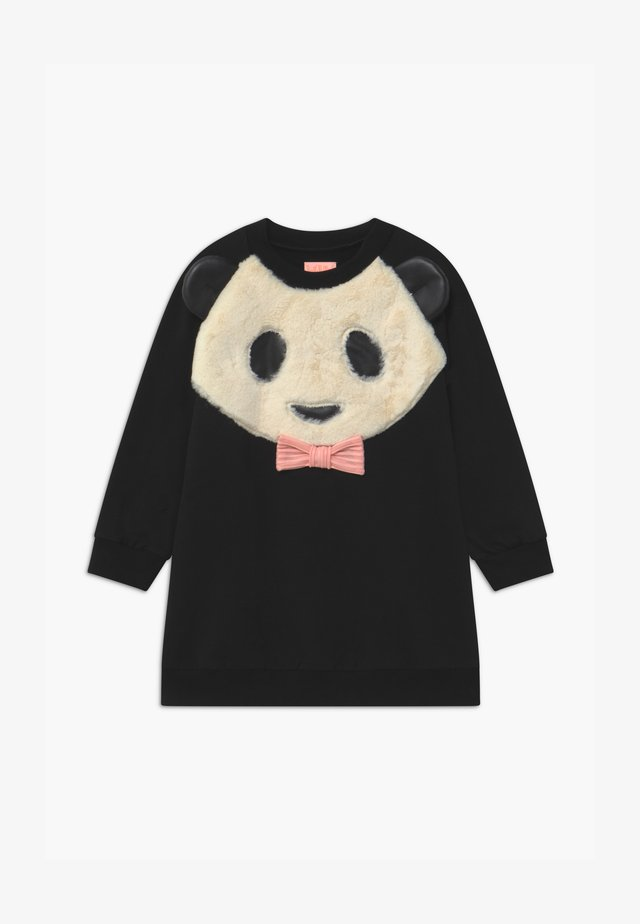 PANDA LOVE - Korte jurk - black