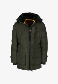 Wellensteyn - SEAMASTER STROBO AIRTEC - Winter coat - dark green - 0