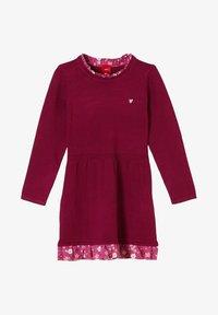s.Oliver - Jumper dress - dark pink - 0