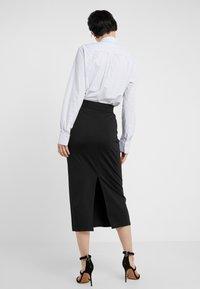 Tiger of Sweden - DIETES - Pencil skirt - black - 2