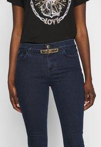 Pinko - SABRINA TROUSERS - Jeans Skinny Fit - dark blue - 2