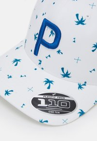 Puma Golf - PALMS PATTERN SNAPBACK - Cap - digi blue/bright white - 3