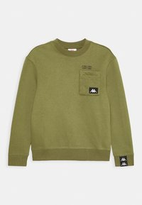 Kappa - HETJE - Sweatshirt - winter moss - 0