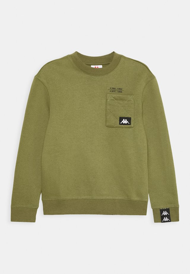 HETJE - Sweatshirt - winter moss
