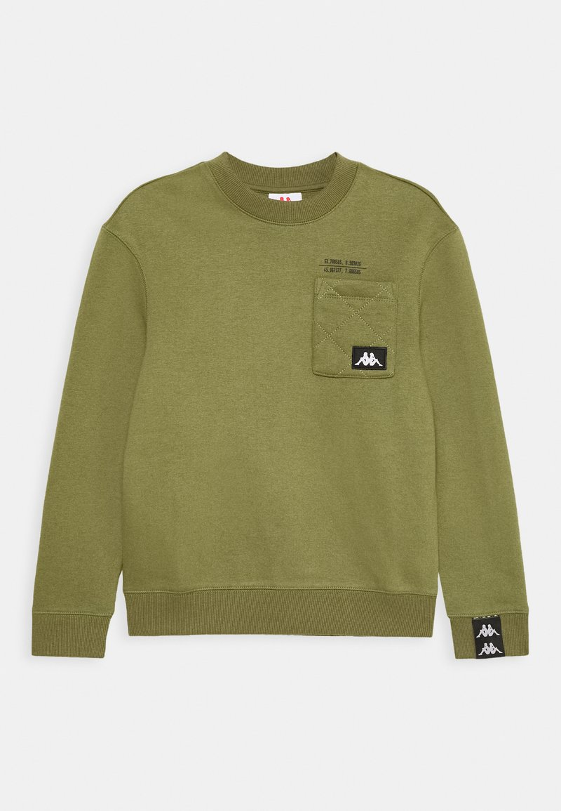 Kappa - HETJE - Sweatshirt - winter moss