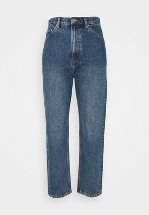 Jean boyfriend - blue medium dusty