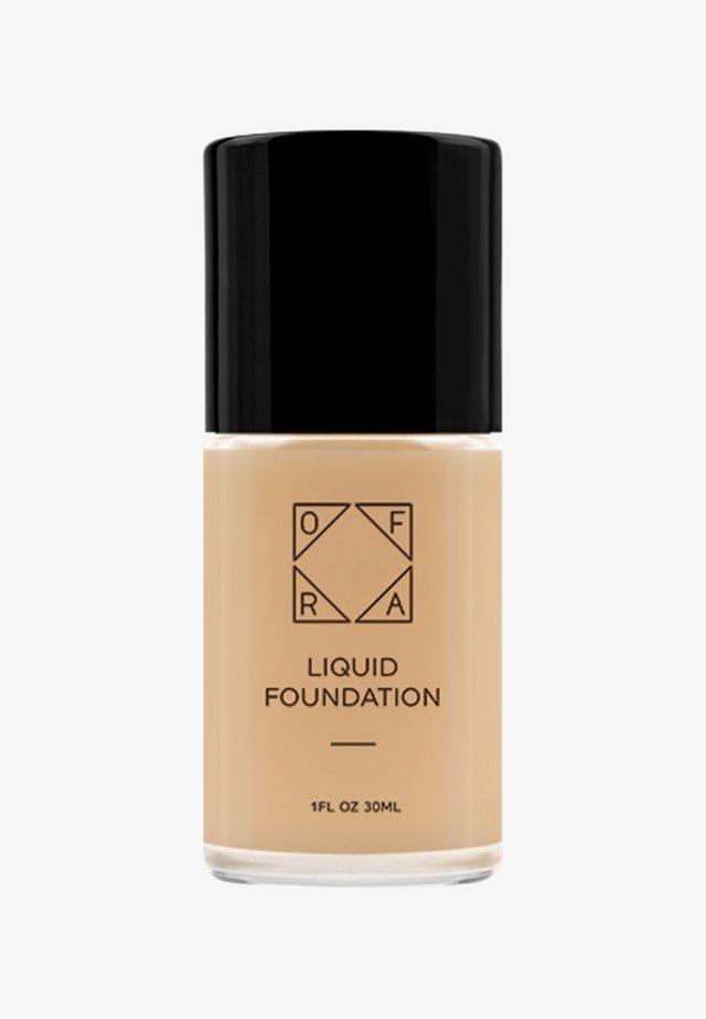 LIQUID FOUNDATION - Foundation - bare