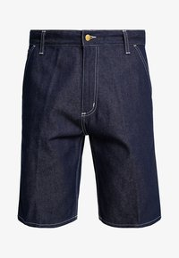 RUCK SINGLE KNEE NORCO - Jeans Short / cowboy shorts - blue rigid
