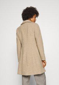 comma - Classic coat - brown mel - 2