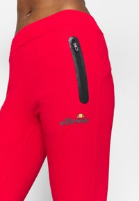 Ellesse - CANA - Tracksuit bottoms - red - 4
