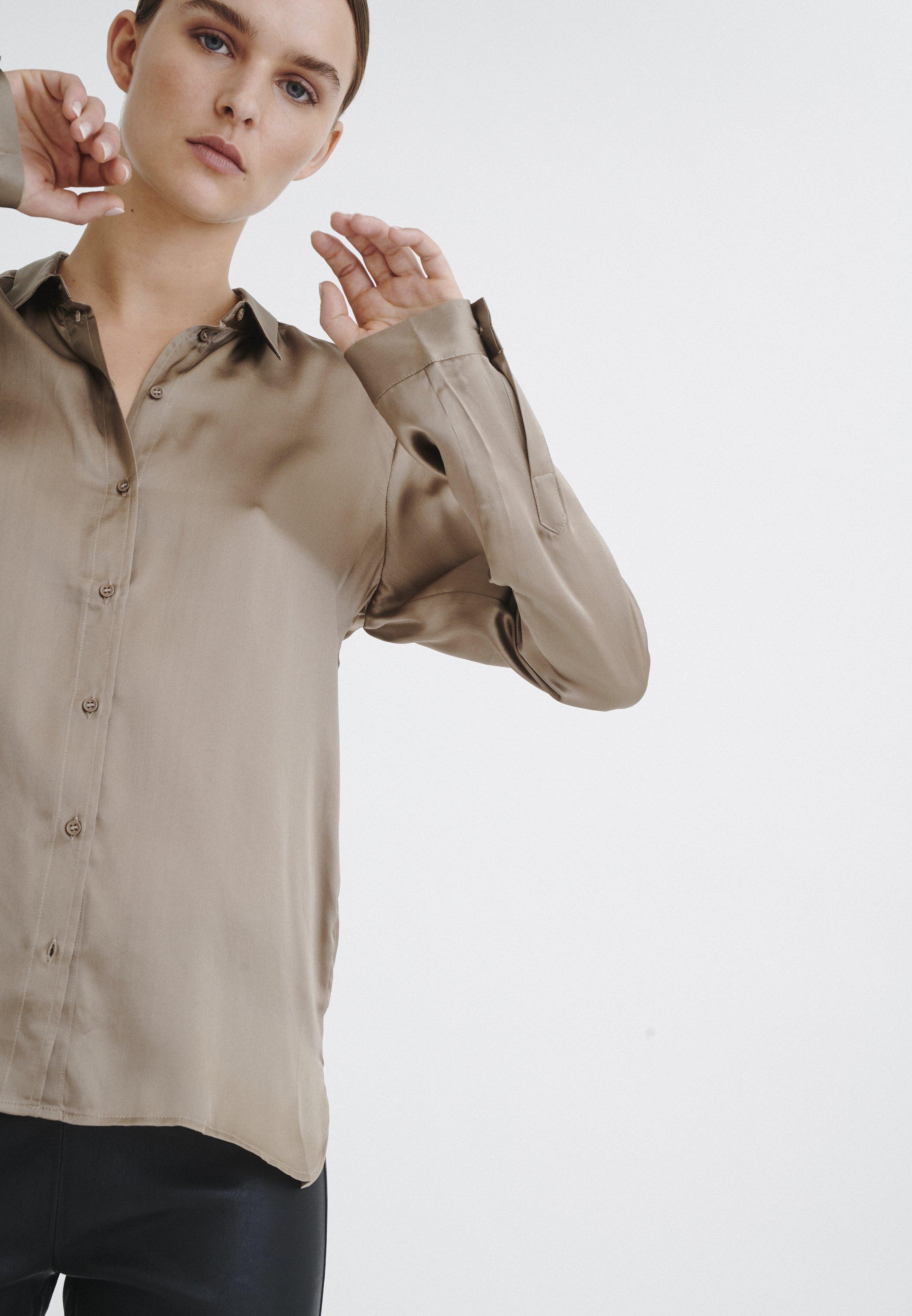 InWear LEONORE  - Chemisier - desert taupe - Chemisiers et tuniques femme xzO6W