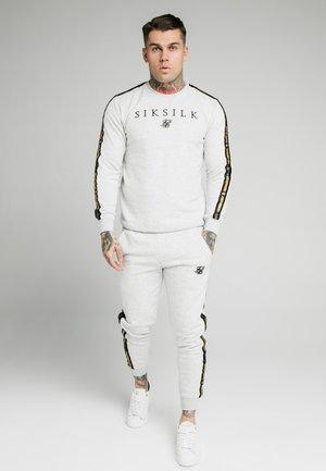 PRESTIGE CREW - Sweatshirt - grey marl