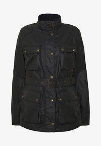 Belstaff - TRIALMASTER JACKET - Light jacket - dark navy - 4