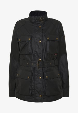 TRIALMASTER JACKET - Lehká bunda - dark navy