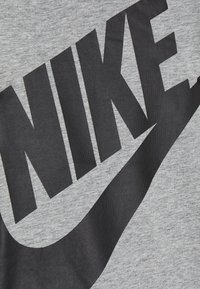 Nike Sportswear - FUTURA ROMPER BABY - Jumpsuit - grey heather/black - 3